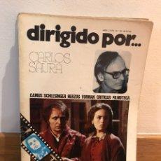 Cine: DIRIGIDO POR CARLOS SAURA NÚMERO 32. Lote 184059003
