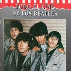 Cine: THE BEATLES. TODO EL CINE. MONOGRÁFICA. Lote 184377641