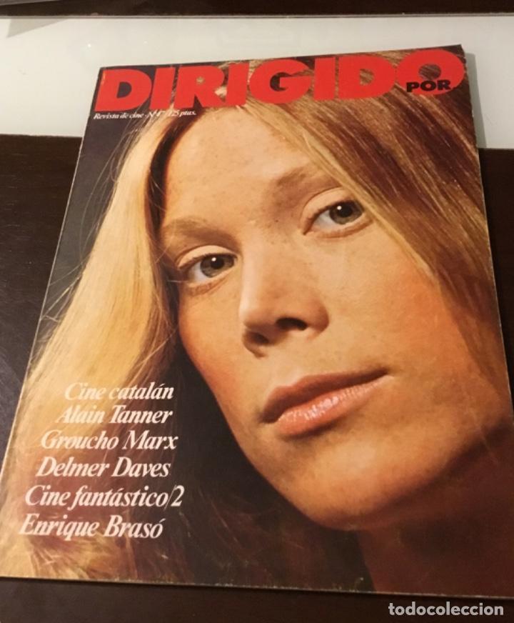ANTIGUA REVISTA DE CINE DIRIGIDO POR NÚMERO 47 (Cine - Revistas - Dirigido por)