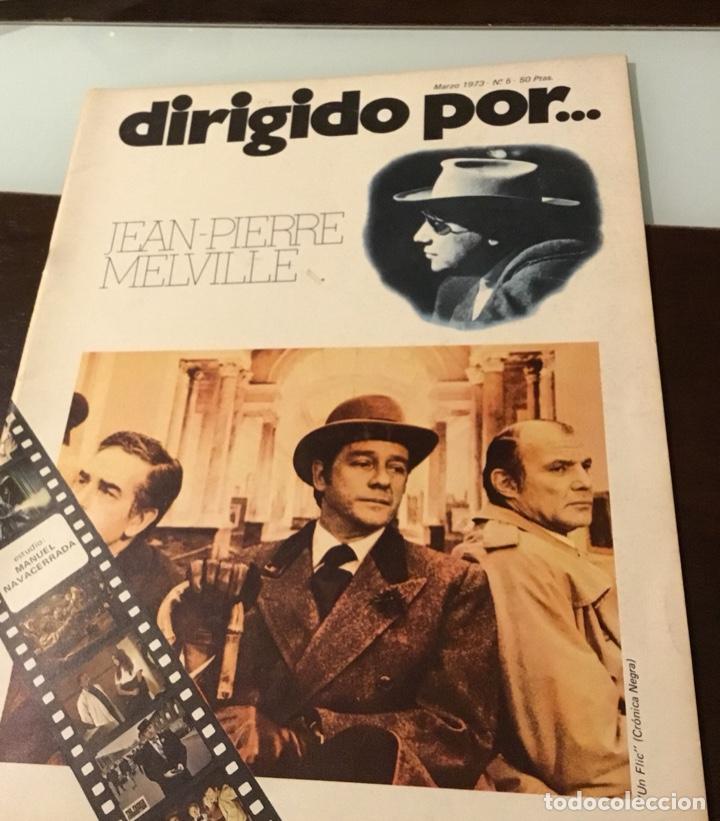ANTIGUA REVISTA DE CINE DIRIGIDO POR NÚMERO 5 (Cine - Revistas - Dirigido por)