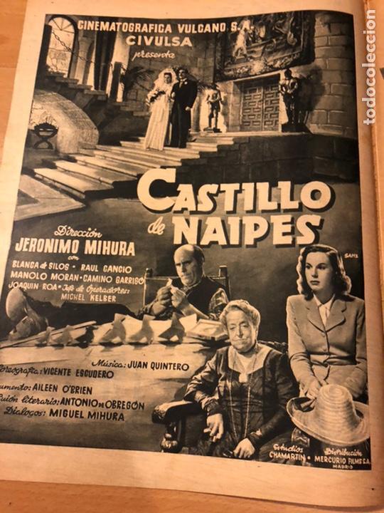 Cine: Revista primer plano febrero 1943 ana mariscal rafael gil hans sohnker - Foto 2 - 184492268