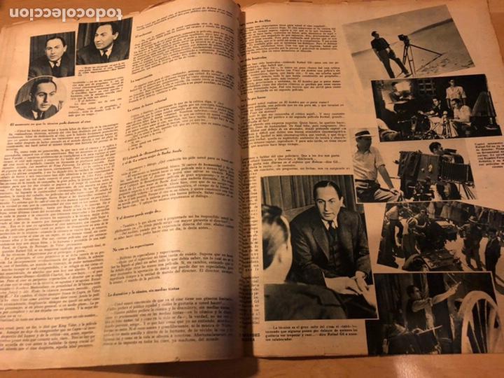 Cine: Revista primer plano febrero 1943 ana mariscal rafael gil hans sohnker - Foto 4 - 184492268