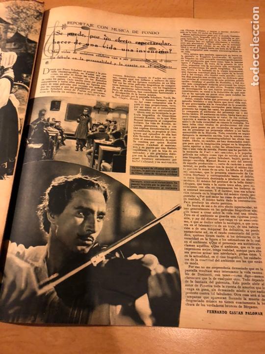 Cine: Revista primer plano febrero 1943 ana mariscal rafael gil hans sohnker - Foto 5 - 184492268