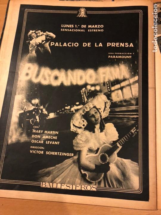 Cine: Revista primer plano febrero 1943 ana mariscal rafael gil hans sohnker - Foto 7 - 184492268