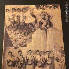 Cine: REVISTA POPULAR FILM JUNIO 1934.CLAUDETTE COLBERT ANN DVORAK. Lote 184764156