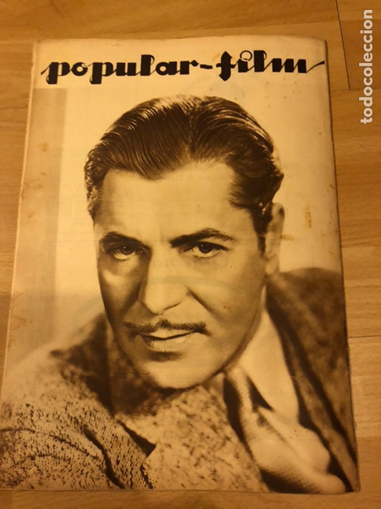 Cine: Revista popular film enero 1934 Kay Francis warner baker carole lombard - Foto 7 - 184764425