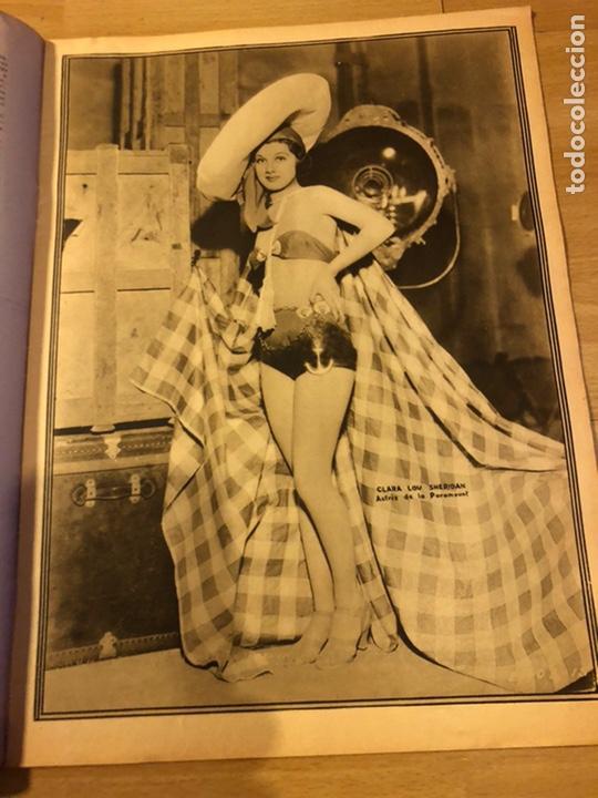 Cine: Revista popular film mayo 1934.ethel merman diana wynyard claudette colbert - Foto 2 - 184764781