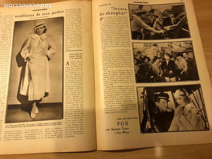 Cine: Revista popular film mayo 1934.ethel merman diana wynyard claudette colbert - Foto 5 - 184764781