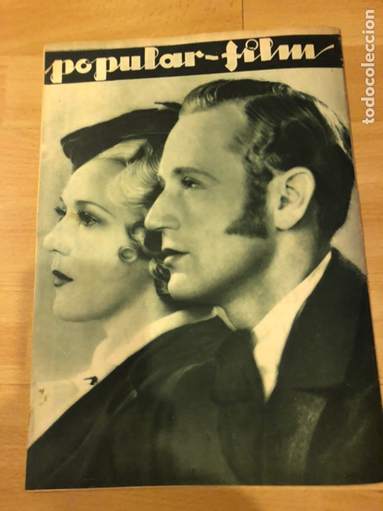 Cine: Revista popular film diciembre 1933 janet gaynor leslie howard mary pickford charles laughton - Foto 2 - 184765595