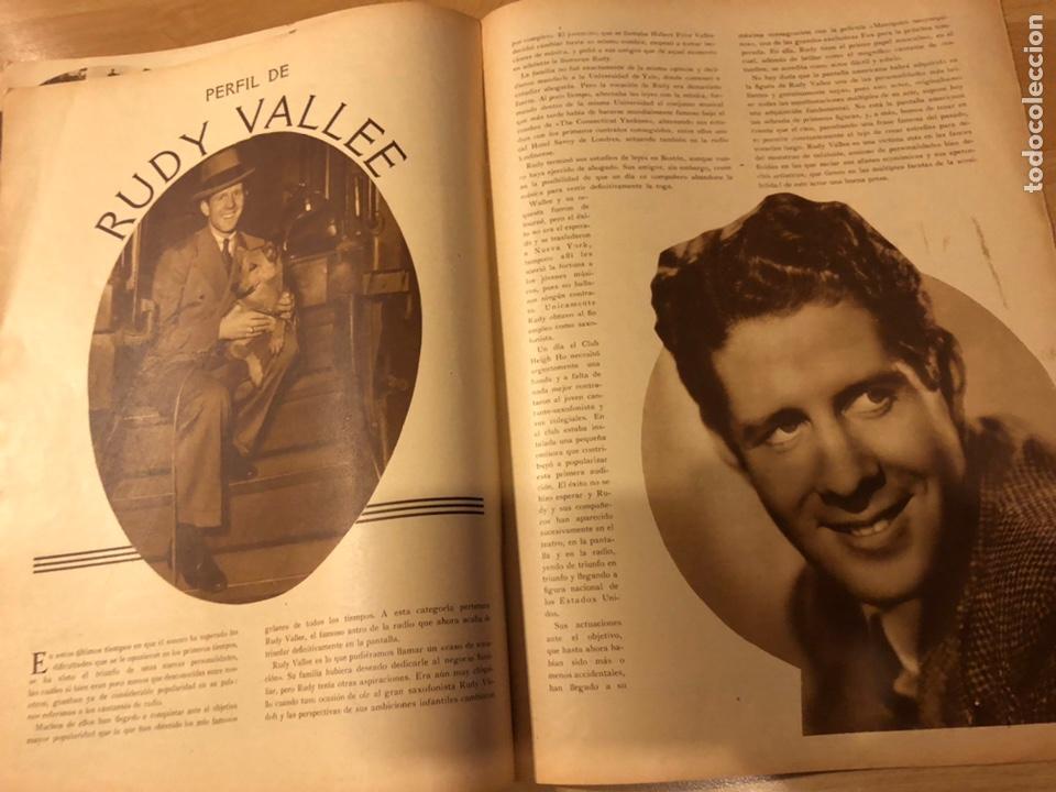 Cine: Revista popular film junio 1934 skimo.gloria swanson Thelma tood Warren william norma shearer - Foto 8 - 184765983