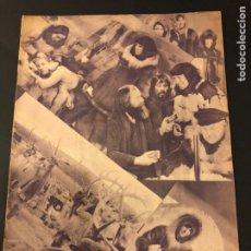 Cine: REVISTA POPULAR FILM JUNIO 1934 SKIMO.GLORIA SWANSON THELMA TOOD WARREN WILLIAM NORMA SHEARER. Lote 184765983