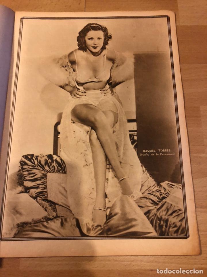 Cine: Revista popular film marzo 1934 irene bentley ricardo cortez dolores Del Río Raquel Torres - Foto 2 - 184767283