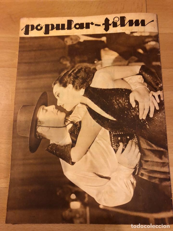 Cine: Revista popular film marzo 1934 irene bentley ricardo cortez dolores Del Río Raquel Torres - Foto 5 - 184767283