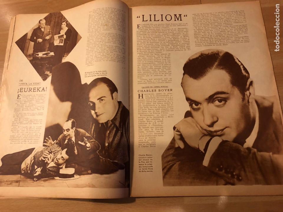 Cine: Revista popular film julio 1934 chevalier.gary cooper norma shearer charles boyer - Foto 4 - 184767837