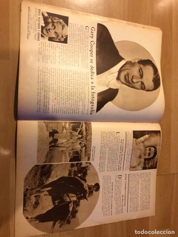 Cine: Revista popular film julio 1934 chevalier.gary cooper norma shearer charles boyer - Foto 6 - 184767837