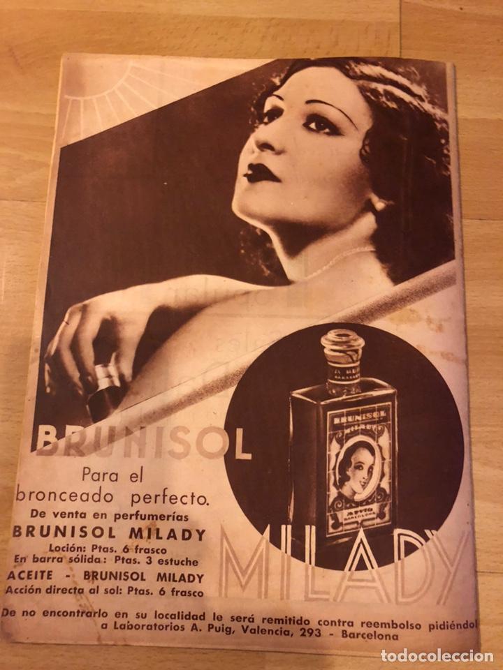 Cine: Revista popular film julio 1934 chevalier.gary cooper norma shearer charles boyer - Foto 8 - 184767837