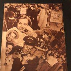 Cine: REVISTA POPULAR FILM JULIO 1934 CHEVALIER.GARY COOPER NORMA SHEARER CHARLES BOYER. Lote 184767837