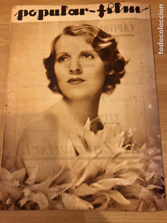Cine: Revista popular film abril 1934 rosemary amer.jean harlow james cagney - Foto 5 - 184768361