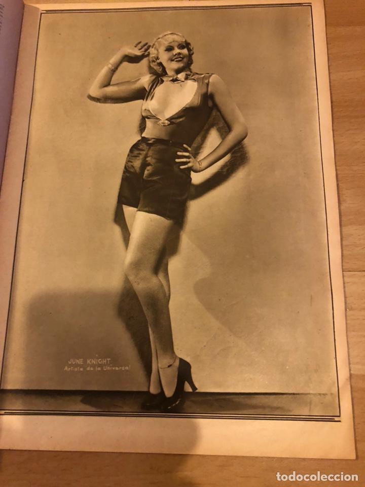 Cine: Revista popular film febrero 1934 Douglas fairbanks norma shearer Jean harlow robert allen - Foto 2 - 184770392