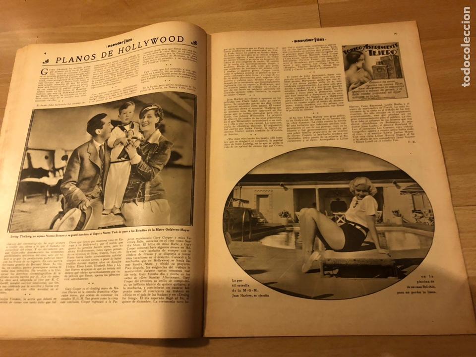Cine: Revista popular film febrero 1934 Douglas fairbanks norma shearer Jean harlow robert allen - Foto 3 - 184770392