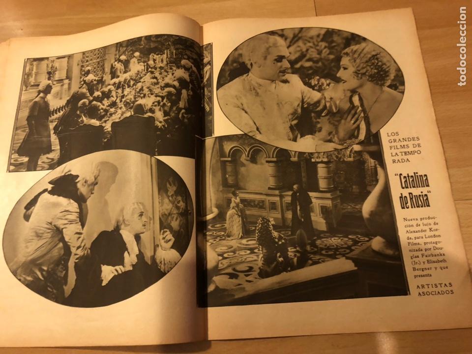 Cine: Revista popular film febrero 1934 Douglas fairbanks norma shearer Jean harlow robert allen - Foto 4 - 184770392