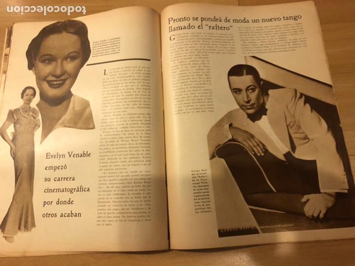 Cine: Revista popular film agosto 1934 Marlene Dietrich loretta young Douglas fairbanks - Foto 7 - 184770815