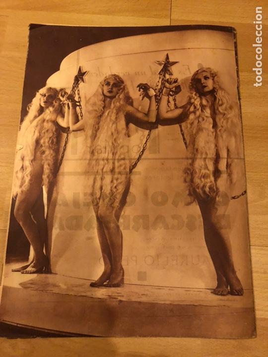 Cine: Revista popular film agosto 1934 Marlene Dietrich loretta young Douglas fairbanks - Foto 8 - 184770815