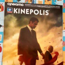 Cine: CINERAMA KINEPOLIS . OBJETIVO WASHINGTON DC . Lote 184887690