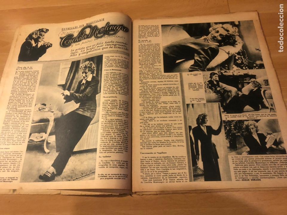 Cine: Revista primer plano marzo 1943 conchita Montenegro greer garson ana mariscal mercedes vecino - Foto 3 - 184891112
