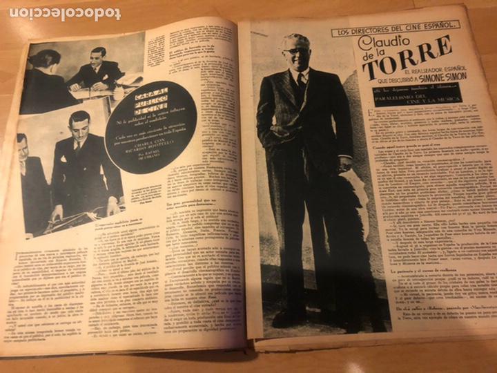 Cine: Revista primer plano marzo 1943 conchita Montenegro greer garson ana mariscal mercedes vecino - Foto 4 - 184891112