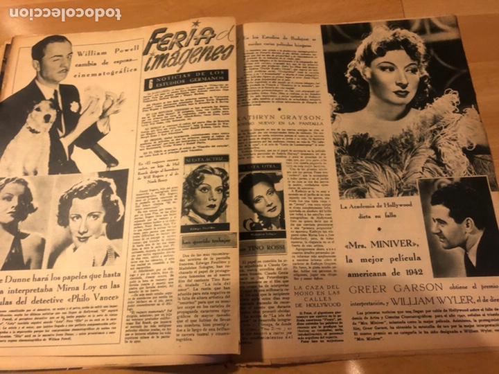 Cine: Revista primer plano marzo 1943 conchita Montenegro greer garson ana mariscal mercedes vecino - Foto 5 - 184891112