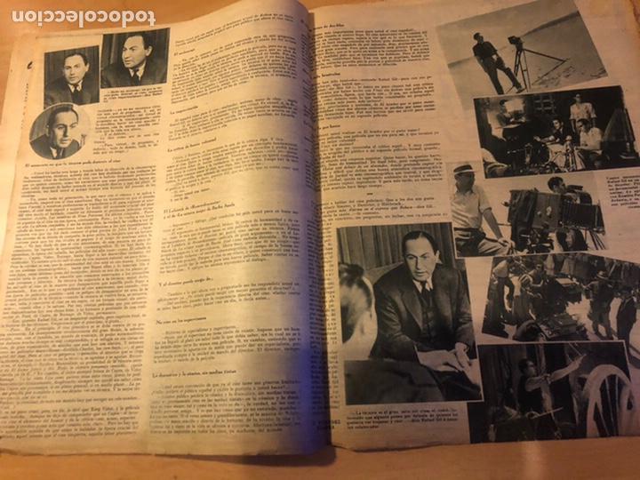Cine: Revista primer plano febrero 1943 ana mariscal rafael gil hans sohnker - Foto 4 - 185336546