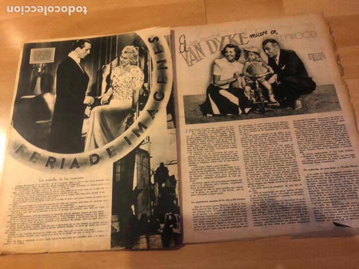 Cine: Revista primer plano febrero 1943 ana mariscal rafael gil hans sohnker - Foto 5 - 185336546