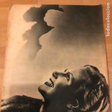 Cine: REVISTA PRIMER PLANO MAYO 1942 HERTI KISDMAR.A MI LA LEGIÓN.LILIAN GISH.FLORENCIA BECQUER. Lote 185612453