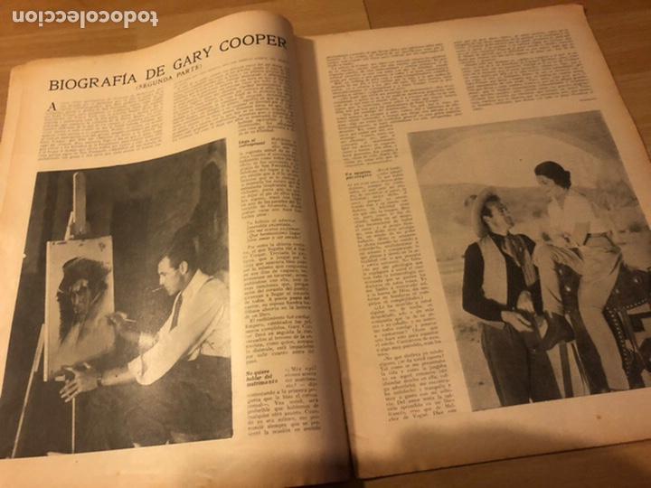 Cine: Revista popular film agosto 1934.jean harlow Joan blondell carole lombard Douglas fairbanks - Foto 2 - 185637437