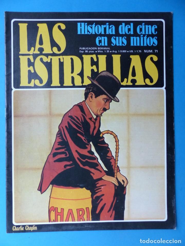 Cine: LAS ESTRELLAS, HISTORIA DEL CINE EN SUS MITOS - 15 REVISTAS, VER FOTOS ADICIONALES - Foto 2 - 185692486