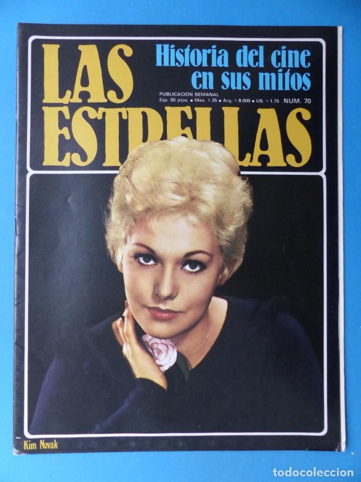 Cine: LAS ESTRELLAS, HISTORIA DEL CINE EN SUS MITOS - 15 REVISTAS, VER FOTOS ADICIONALES - Foto 4 - 185692486