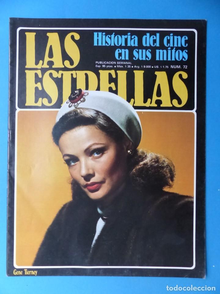 Cine: LAS ESTRELLAS, HISTORIA DEL CINE EN SUS MITOS - 15 REVISTAS, VER FOTOS ADICIONALES - Foto 5 - 185692486