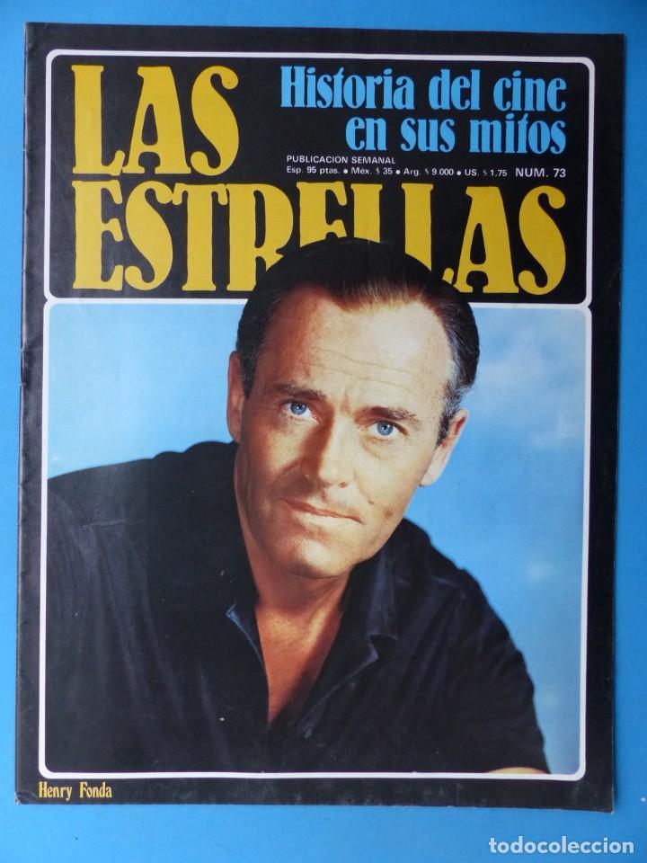 Cine: LAS ESTRELLAS, HISTORIA DEL CINE EN SUS MITOS - 15 REVISTAS, VER FOTOS ADICIONALES - Foto 6 - 185692486