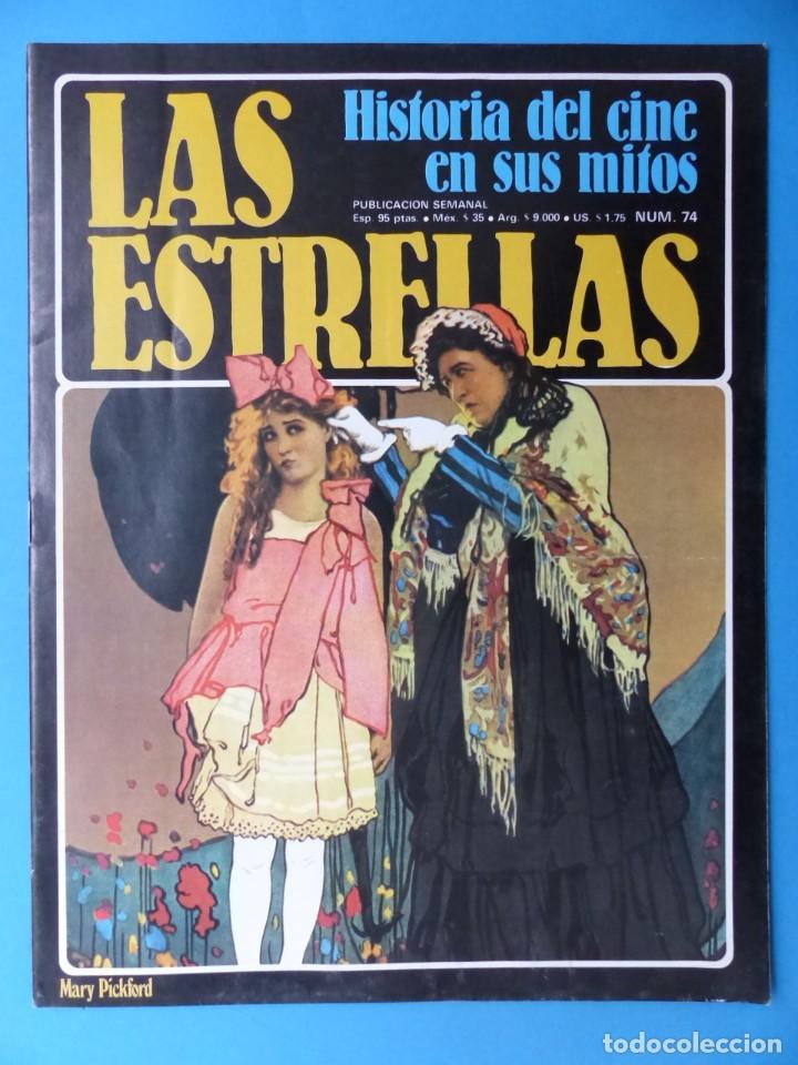 Cine: LAS ESTRELLAS, HISTORIA DEL CINE EN SUS MITOS - 15 REVISTAS, VER FOTOS ADICIONALES - Foto 7 - 185692486