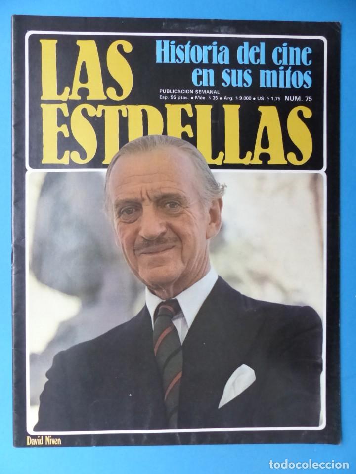 Cine: LAS ESTRELLAS, HISTORIA DEL CINE EN SUS MITOS - 15 REVISTAS, VER FOTOS ADICIONALES - Foto 8 - 185692486