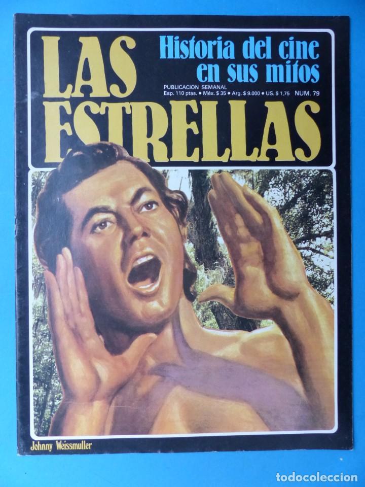 Cine: LAS ESTRELLAS, HISTORIA DEL CINE EN SUS MITOS - 15 REVISTAS, VER FOTOS ADICIONALES - Foto 9 - 185692486