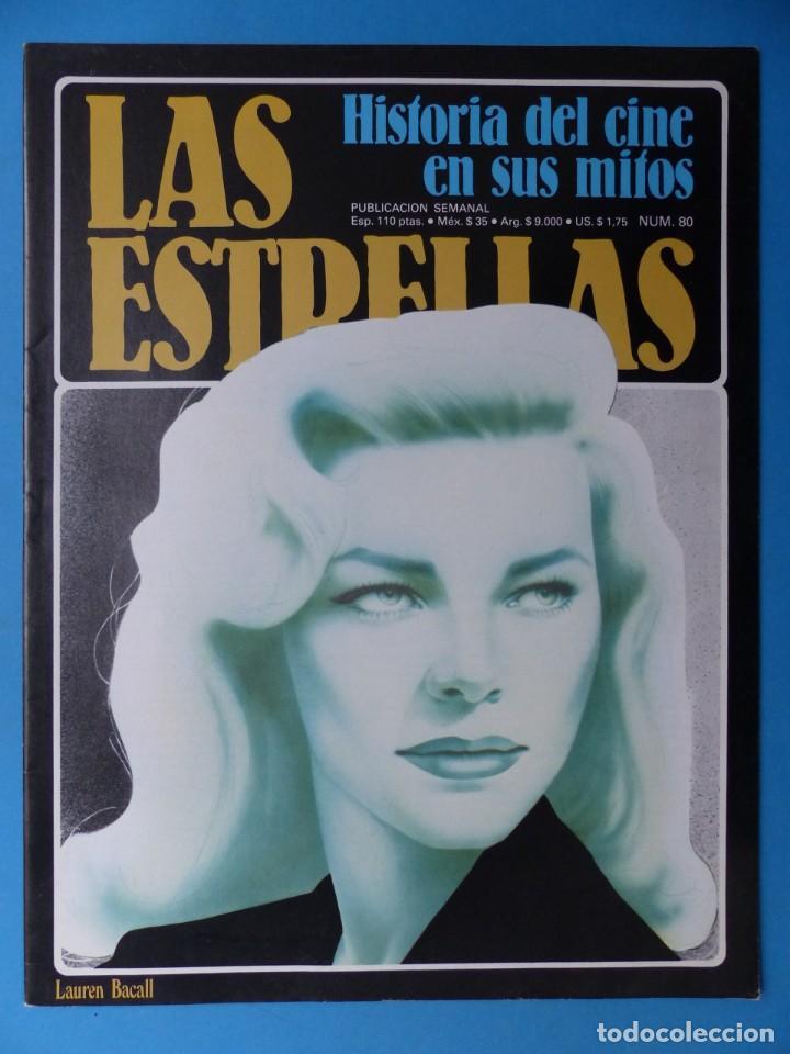 Cine: LAS ESTRELLAS, HISTORIA DEL CINE EN SUS MITOS - 15 REVISTAS, VER FOTOS ADICIONALES - Foto 10 - 185692486