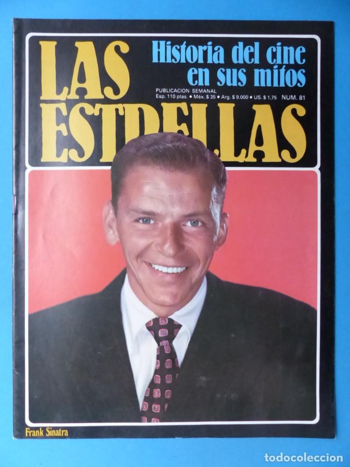 Cine: LAS ESTRELLAS, HISTORIA DEL CINE EN SUS MITOS - 15 REVISTAS, VER FOTOS ADICIONALES - Foto 11 - 185692486