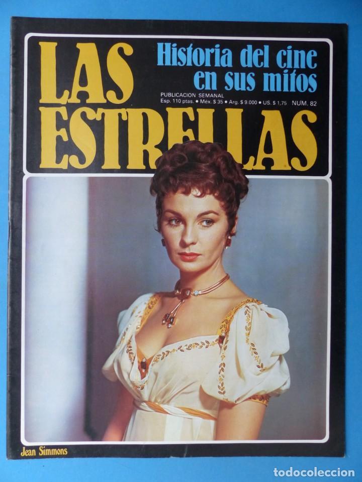 Cine: LAS ESTRELLAS, HISTORIA DEL CINE EN SUS MITOS - 15 REVISTAS, VER FOTOS ADICIONALES - Foto 12 - 185692486
