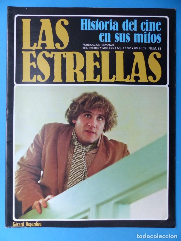 Cine: LAS ESTRELLAS, HISTORIA DEL CINE EN SUS MITOS - 15 REVISTAS, VER FOTOS ADICIONALES - Foto 13 - 185692486