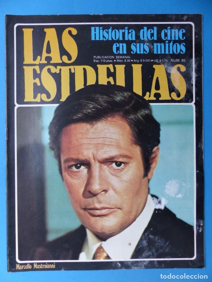 Cine: LAS ESTRELLAS, HISTORIA DEL CINE EN SUS MITOS - 15 REVISTAS, VER FOTOS ADICIONALES - Foto 14 - 185692486