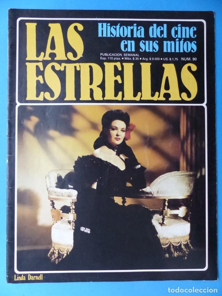 Cine: LAS ESTRELLAS, HISTORIA DEL CINE EN SUS MITOS - 15 REVISTAS, VER FOTOS ADICIONALES - Foto 15 - 185692486