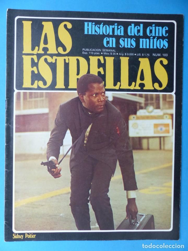 Cine: LAS ESTRELLAS, HISTORIA DEL CINE EN SUS MITOS - 15 REVISTAS, VER FOTOS ADICIONALES - Foto 16 - 185692486