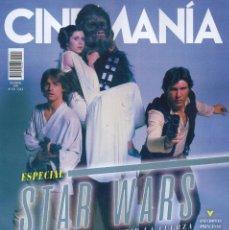 Cine: CINEMANIA N. 291 DICIEMBRE 2019 - EN PORTADA: ESPECIAL STAR WARS (NUEVA). Lote 185731207